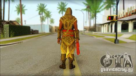 Adewale from Assassins Creed 4: Freedom Cry для GTA San Andreas второй скриншот