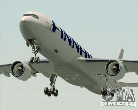 Airbus A330-300 Finnair (Current Livery) для GTA San Andreas вид сбоку