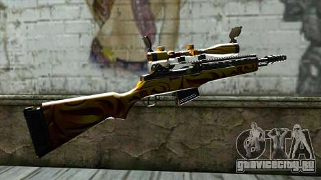 Nitro Sniper Rifle для GTA San Andreas второй скриншот