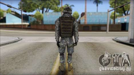 USA TD для GTA San Andreas второй скриншот