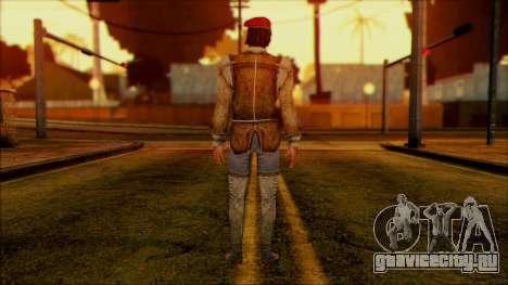 Ezio from Assassins Creed для GTA San Andreas второй скриншот