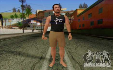 Fabien LaRouche from GTA 5 для GTA San Andreas