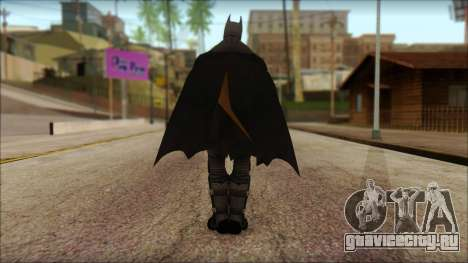 Batman From Batman: Arkham Origins для GTA San Andreas второй скриншот