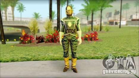 Guardians of the Galaxy Star Lord v1 для GTA San Andreas