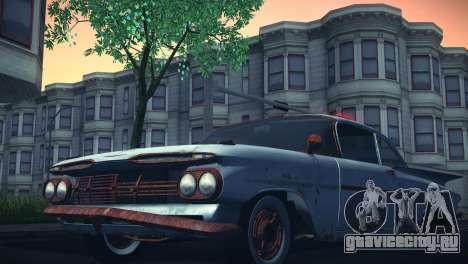 ENBSeries Multiplayer Expierence для GTA San Andreas третий скриншот
