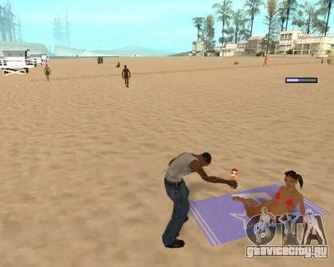 За ВДВ! для GTA San Andreas второй скриншот
