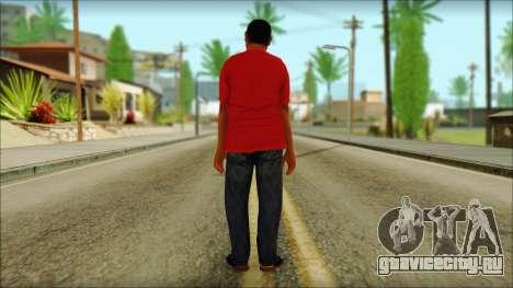 GTA 5 Ped 22 для GTA San Andreas второй скриншот