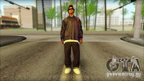 Eazy-E Blue v2 для GTA San Andreas