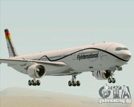 Airbus A330-300 Fly International для GTA San Andreas