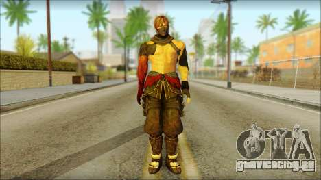 Ryu True Fighter From Dead Or Alive 5 для GTA San Andreas