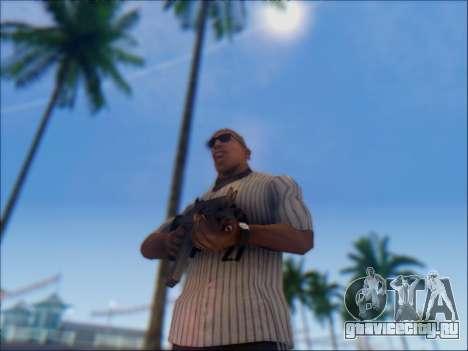 Израильский карабин ACE 21 для GTA San Andreas шестой скриншот