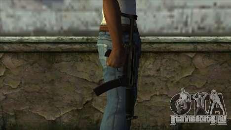 TheCrazyGamer MP5 для GTA San Andreas третий скриншот