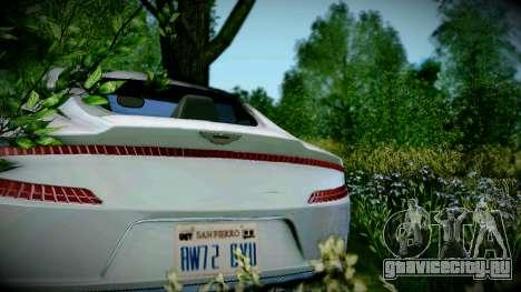 ENB series by Anonim для GTA San Andreas седьмой скриншот