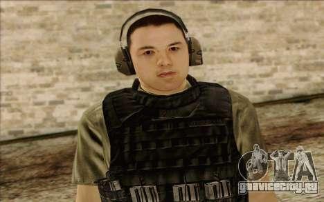 Asano from ArmA II: PMC для GTA San Andreas третий скриншот