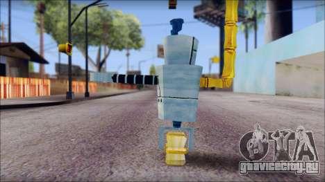 Hamsmp from Sponge Bob для GTA San Andreas второй скриншот