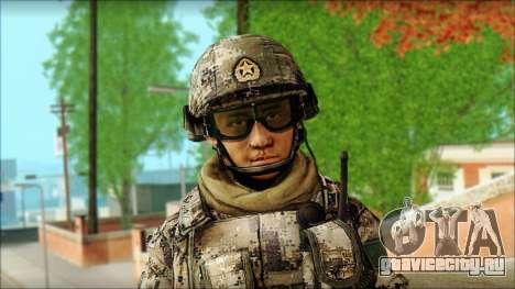 MP from PLA v2 для GTA San Andreas третий скриншот