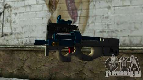 P90 from PointBlank v6 для GTA San Andreas