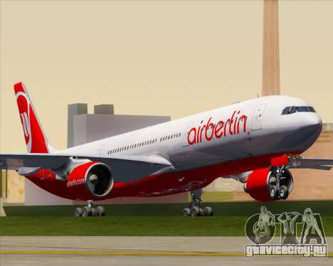 Airbus A330-300 Air Berlin для GTA San Andreas