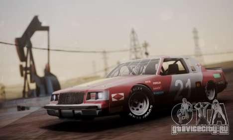 Buick Regal 1983 для GTA San Andreas