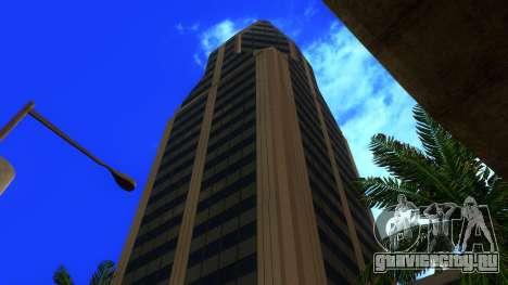 HD текстуры четырех небоcкребов в Лос Сантос для GTA San Andreas девятый скриншот