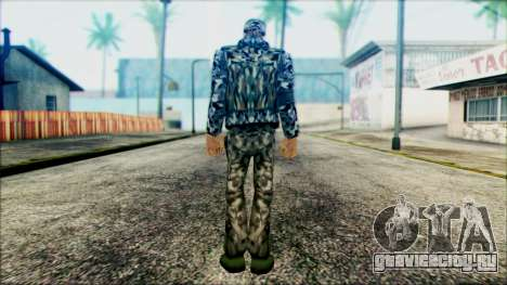 Manhunt Ped 21 для GTA San Andreas второй скриншот