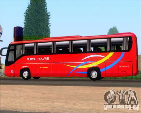Yanson Viking 4th Generation Rural Tours 10010 для GTA San Andreas вид изнутри
