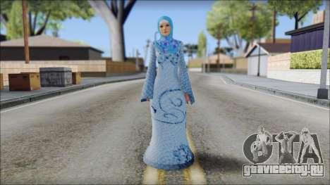 Gaza Tina Armstrong для GTA San Andreas