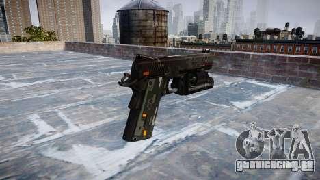 Пистолет Kimber 1911 CE Digital для GTA 4 второй скриншот