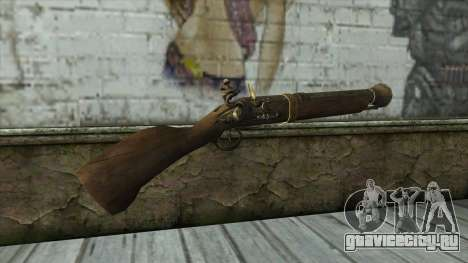 Trabuco from Assassins Creed 4: Freedom Cry для GTA San Andreas второй скриншот