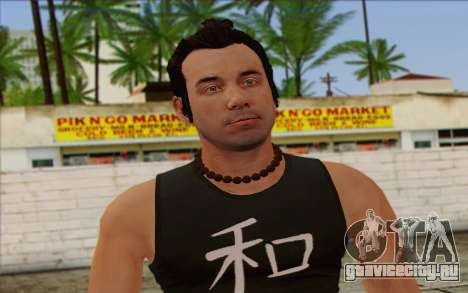 Fabien LaRouche from GTA 5 для GTA San Andreas третий скриншот