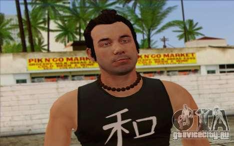 Fabien LaRouche from GTA 5 для GTA San Andreas третий скриншот