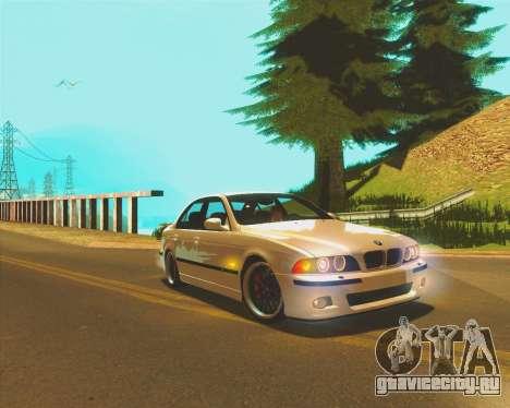 LS ENB by JayZz для GTA San Andreas четвёртый скриншот