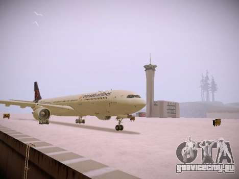 Airbus A330-300 Brussels Airlines для GTA San Andreas