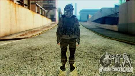 Солдат ВДВ (CoD: MW2) v4 для GTA San Andreas второй скриншот