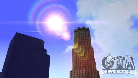 HD текстуры четырех небоcкребов в Лос Сантос для GTA San Andreas восьмой скриншот