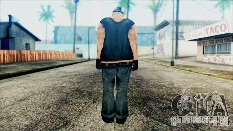 Manhunt Ped 11 для GTA San Andreas второй скриншот