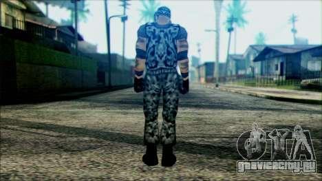 Manhunt Ped 22 для GTA San Andreas второй скриншот