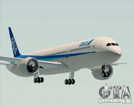 Boeing 787-9 All Nippon Airways для GTA San Andreas