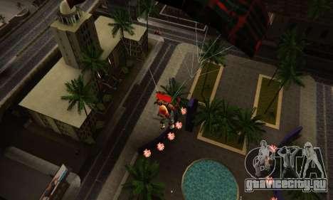 ENB Series by phpa v5 для GTA San Andreas