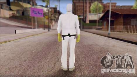 Doc with Radiation Protection Suit для GTA San Andreas второй скриншот