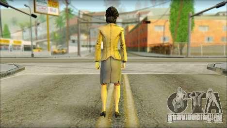 Белоснежка (Wolf Among Us) для GTA San Andreas второй скриншот