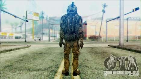 Солдат из команды Фантом 3 для GTA San Andreas второй скриншот