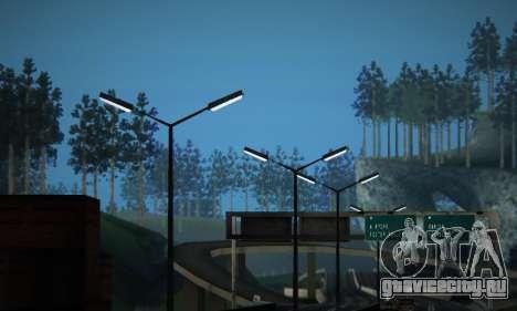 ENB Series by phpa v5 для GTA San Andreas восьмой скриншот