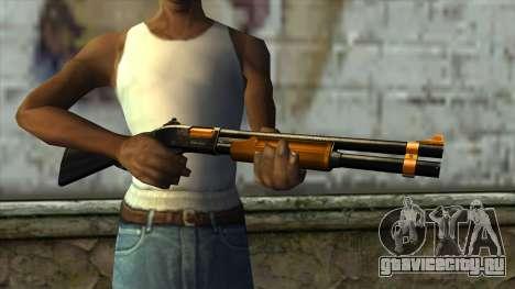 Nitro Shotgun для GTA San Andreas третий скриншот