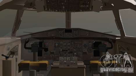 Indonesian Plane Wings Air для GTA San Andreas вид сзади слева