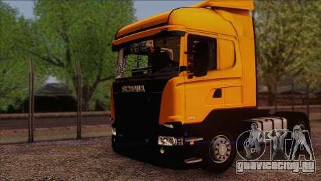 Scania R500 Streamline для GTA San Andreas