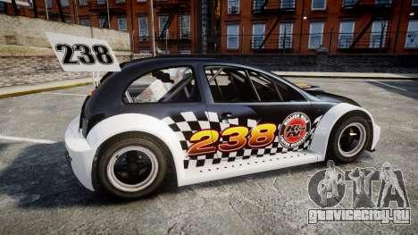 Zenden Cup K&N Airfilters для GTA 4 вид слева