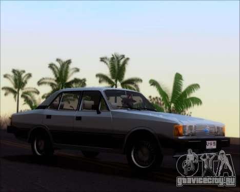 Chevrolet Opala Diplomata 1987 для GTA San Andreas вид слева