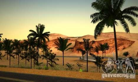 ENB Series by phpa v5 для GTA San Andreas одинадцатый скриншот