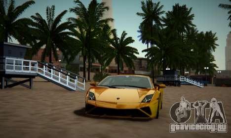 ENB Series by phpa v5 для GTA San Andreas второй скриншот
